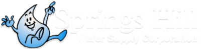 Springs Hill Water Supply - Committed to Providing Clean, Safe Water for All Our Residents